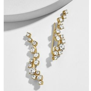 Baublebar Ear Crawler Earrings
